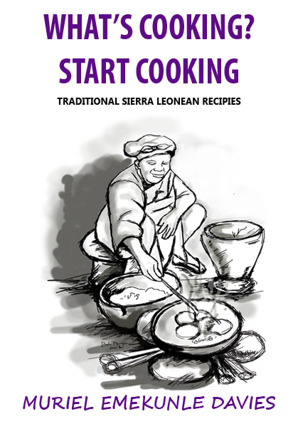 What's cooking Book Cover